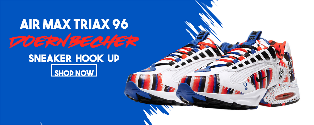 Clothing To Match Nike Air Max Triax 96 Doernbecher 2019 Sneakers