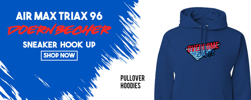 Hoodies To Match Nike Air Max Triax 96 Doernbecher 2019 Sneakers
