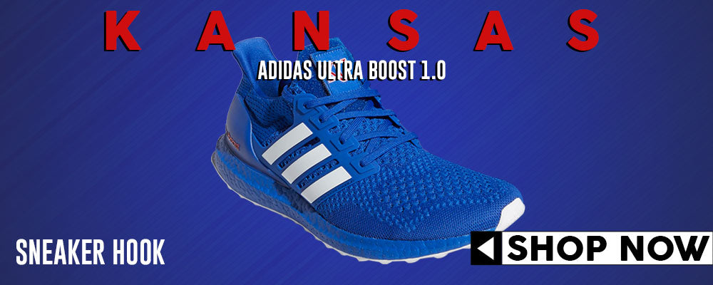 Ultra Boost 1.0 Kansas Clothing to match Sneakers | Clothing to match Adidas Ultra Boost 1.0 Kansas Shoes