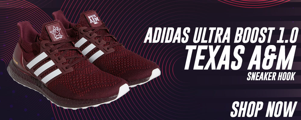 Ultra Boost 1.0 Texas A&M Clothing to match Sneakers | Clothing to match Adidas Ultra Boost 1.0 Texas A&M Shoes