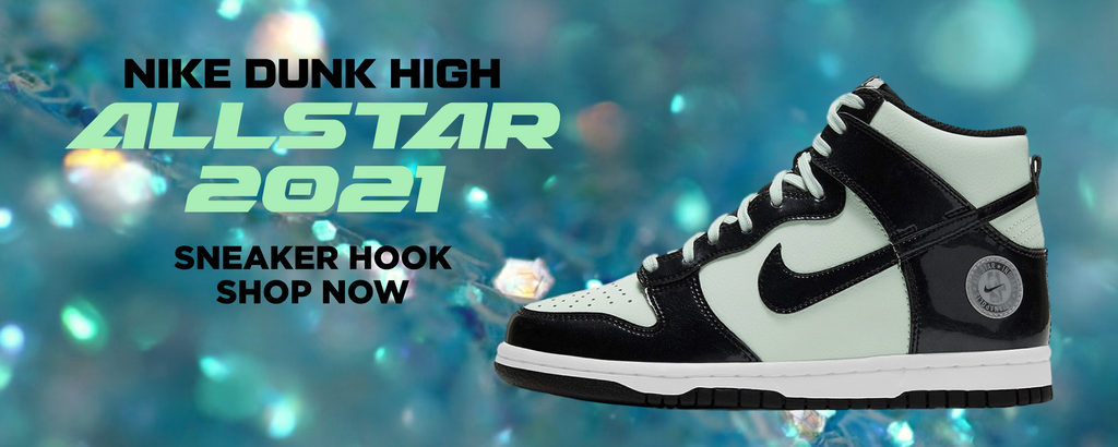 Dunk High All Star 2021 Clothing to match Sneakers | Clothing to match Nike Dunk High All Star 2021 Shoes