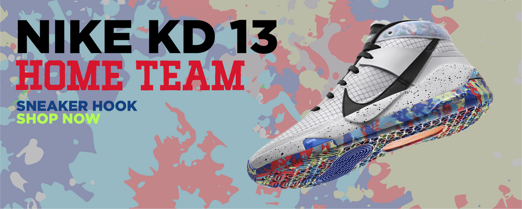 KD 13 Home Clothing to match Sneakers | Clothing to match Nike KD 13 Home Shoes