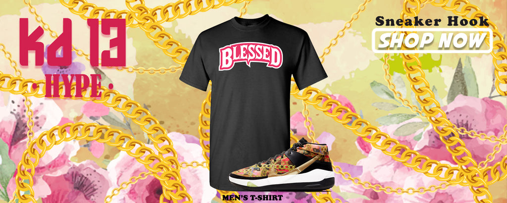 KD 13 Hype T Shirts to match Sneakers | Tees to match Nike KD 13 Hype Shoes