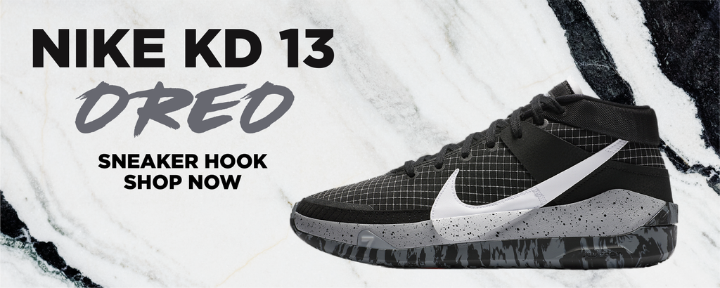 KD 13 Oreo Clothing to match Sneakers | Clothing to match Nike KD 13 Oreo Shoes