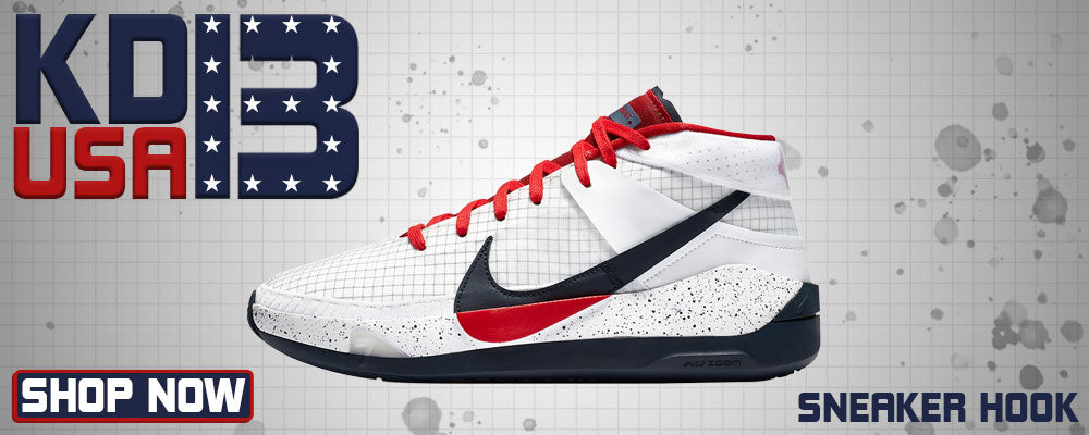 KD 13 USA Clothing to match Sneakers | Clothing to match Nike KD 13 USA Shoes