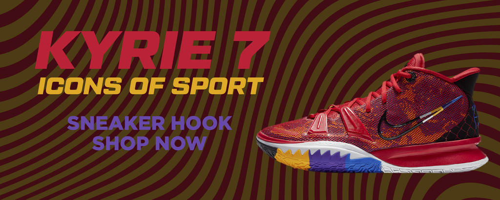 Kyrie 7 Icons of Sport Clothing to match Sneakers | Clothing to match Nike Kyrie 7 Icons of Sport Shoes