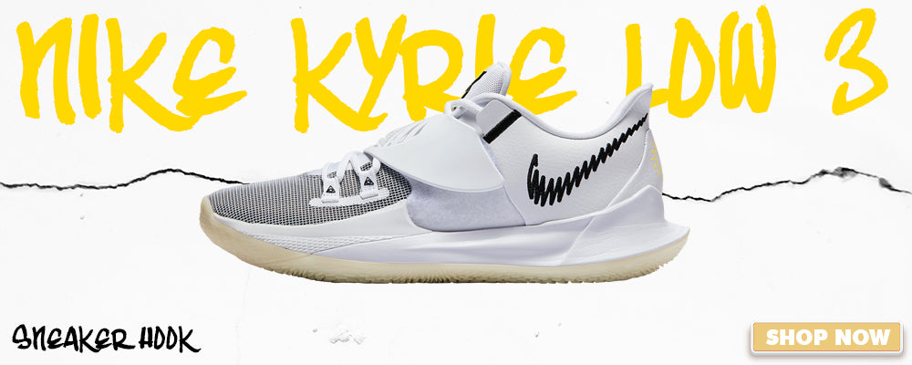 Kyrie Low 3 Clothing to match Sneakers | Clothing to match Nike Kyrie Low 3 Shoes