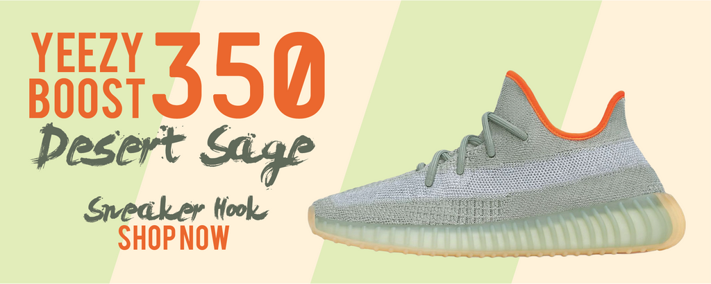 Yeezy Boost 350 V2 Desert Sage Clothing to match Sneakers | Clothing to match Adidas Yeezy Boost 350 V2 Desert Sage Shoes