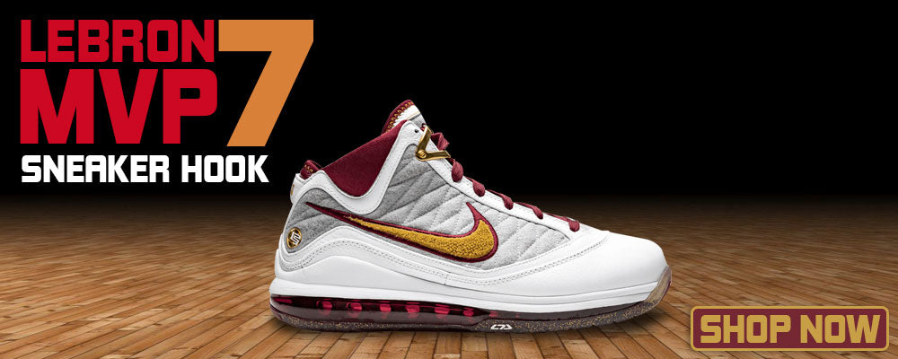 LeBron 7 MVP Clothing to match Sneakers | Clothing to match Nike LeBron 7 MVP Shoes