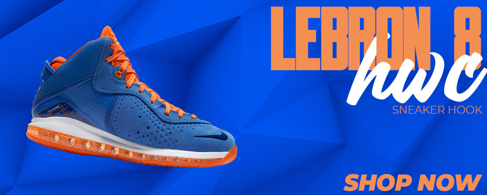 LeBron 8 HWC Clothing to match Sneakers | Clothing to match Nike LeBron 8 HWC Shoes