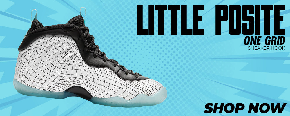 Little Posite One Grid Clothing to match Sneakers | Clothing to match Nike Little Posite One Grid Shoes