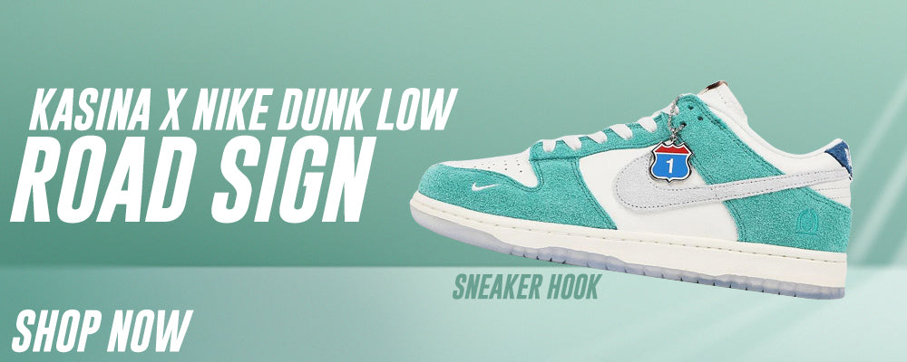Dunk Low Road Sign x Kasina Clothing to match Sneakers | Clothing to match Nike Dunk Low Road Sign x Kasina Shoes