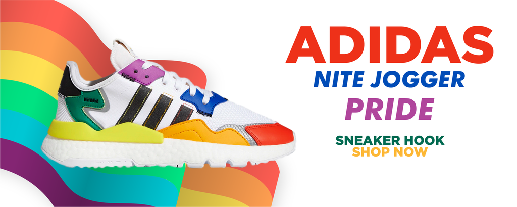 Adidas Nite Jogger 'Pride' Clothing to match Sneakers | Clothing to match Nike Adidas Nite Jogger 'Pride' Shoes