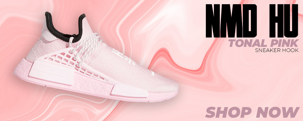 NMD Hu Tonal Pink Clothing to match Sneakers | Clothing to match Adidas NMD Hu Tonal Pink Shoes