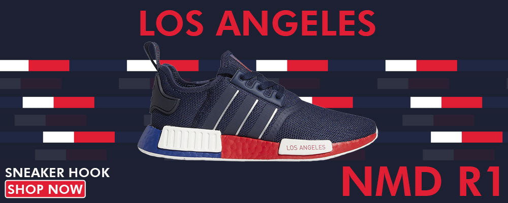 NMD R1 Los Angeles Clothing to match Sneakers | Clothing to match Adidas NMD R1 Los Angeles Shoes