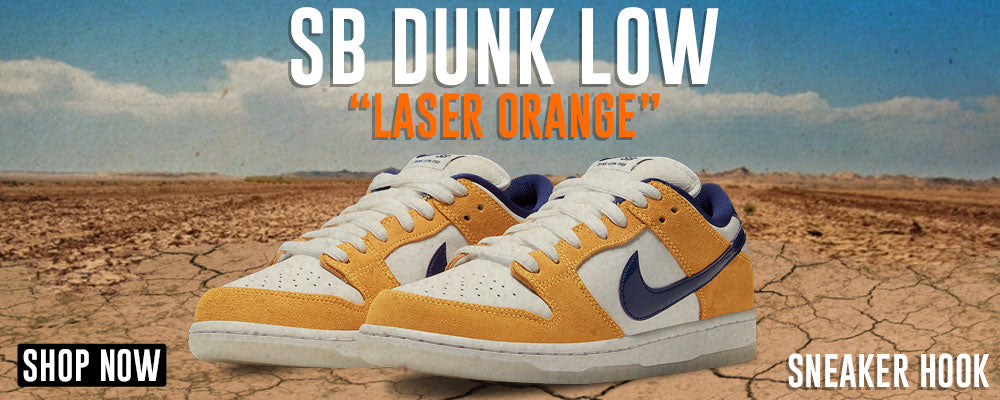 SB Dunk Low Laser Orange Clothing to match Sneakers | Clothing to match Nike SB Dunk Low Laser Orange Shoes
