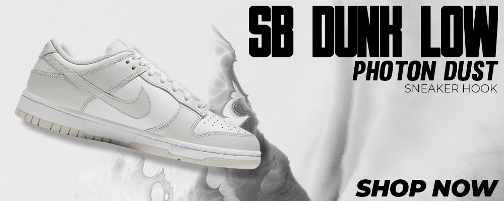 SB Dunk Low Photon Dust Clothing to match Sneakers | Clothing to match Nike SB Dunk Low Photon Dust Shoes