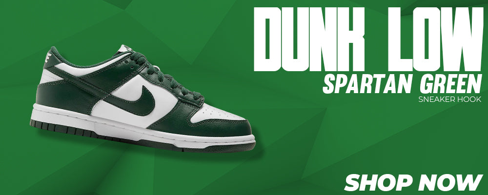 Dunk Low Spartan Green Clothing to match Sneakers   Clothing to match Nike Dunk Low Spartan Green Shoes