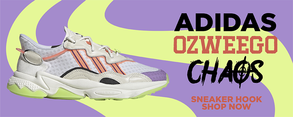 Ozweego Chaos Clothing to match Sneakers | Clothing to match Adidas Ozweego Chaos Shoes