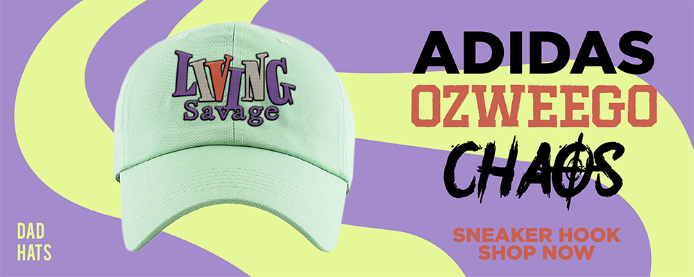 Ozweego Chaos Dad Hats to match Sneakers | Hats to match Adidas Ozweego Chaos Shoes