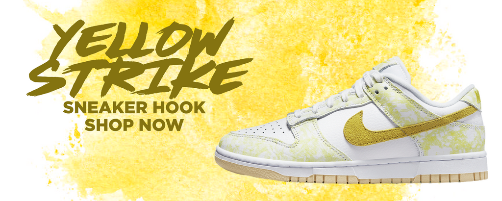 Yellow Strike Low Dunks Clothing to match Sneakers   Clothing to match Yellow Strike Low Dunks Shoes