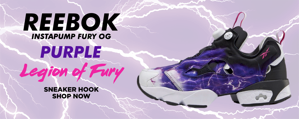 Instapump Fury OG Purple Legion of Fury Clothing to match Sneakers | Clothing to match Reebok Instapump Fury OG Purple Legion of Fury Shoes
