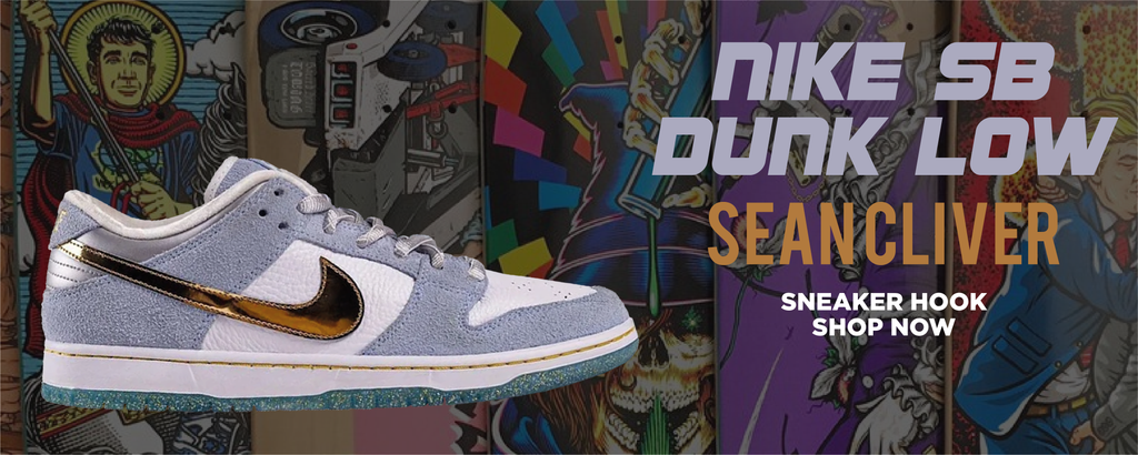 Sean Cliver X SB Dunk Low Clothing to match Sneakers | Clothing to match Sean Cliver X Nike SB Dunk Low Shoes