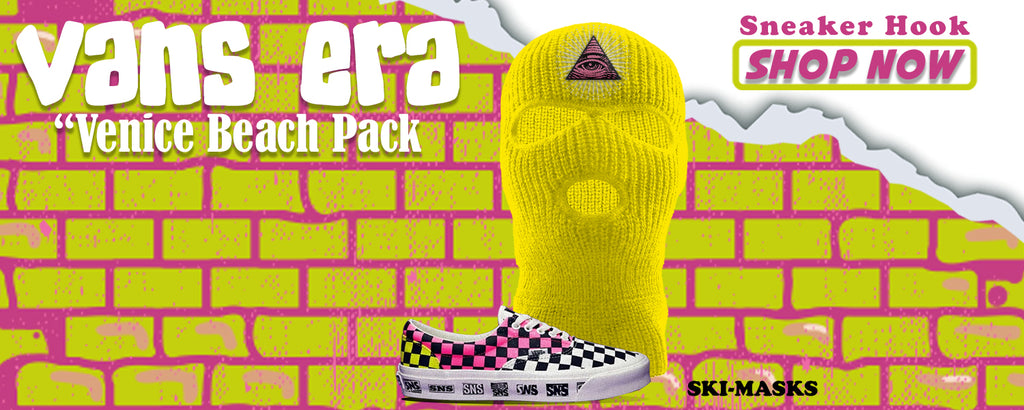 Vans Era Venice Beach Pack Ski Masks to match Sneakers | Winter Masks to match Sneakersnstuff Vans Era Venice Beach Pack Shoes