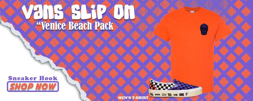 Vans Slip On Venice Beach Pack T Shirts to match Sneakers | Tees to match Sneakersnstuff Vans Slip On Venice Beach Pack Shoes