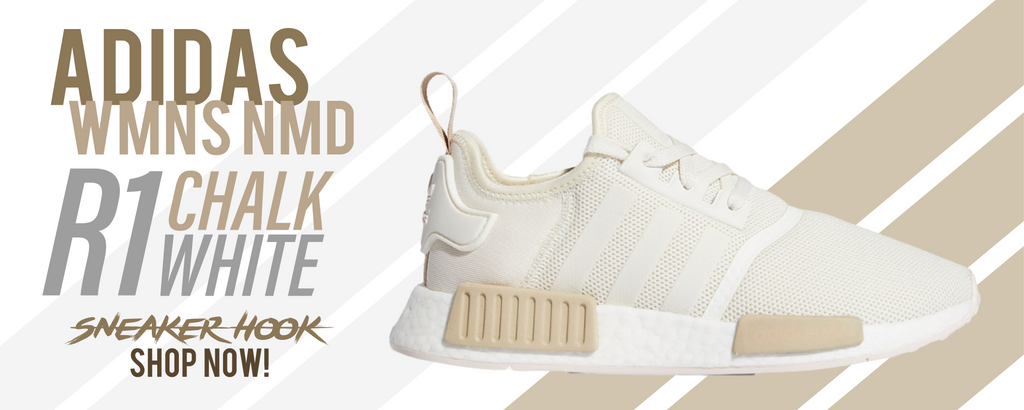 WMNS NMD R1 Chalk White Clothing to match Sneakers | Clothing to match Adidas WMNS NMD R1 Chalk White Shoes