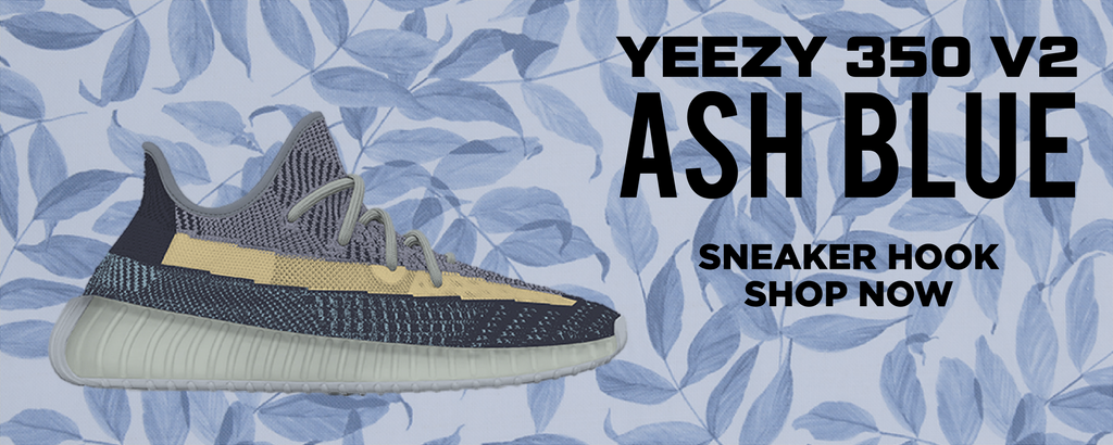 Yeezy 350 v2 Ash Blue Clothing to match Sneakers | Clothing to match Adidas Yeezy 350 v2 Ash Blue Shoes