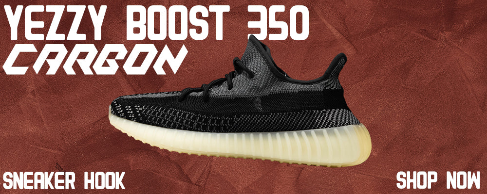 Yeezy Boost 350 v2 Carbon Clothing to match Sneakers | Clothing to match Adidas Yeezy Boost 350 v2 Carbon Shoes