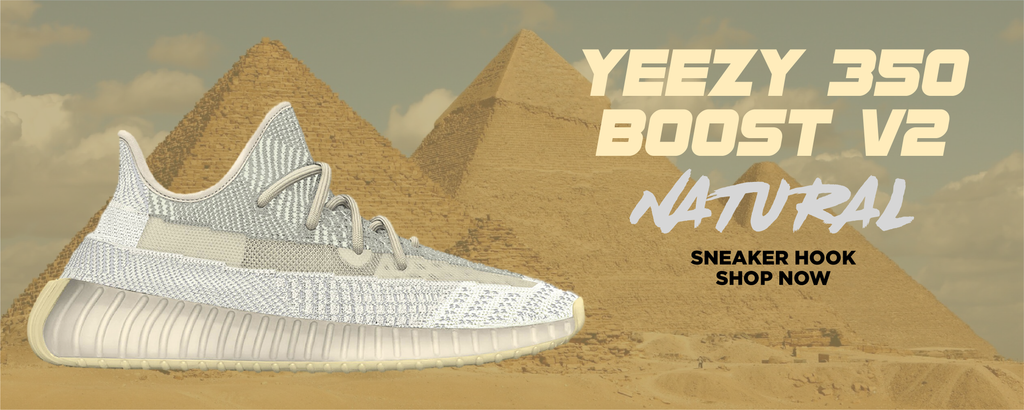 Yeezy 350 Boost V2 Natural Clothing to match Sneakers | Clothing to match Adidas Yeezy 350 Boost V2 Natural Shoes