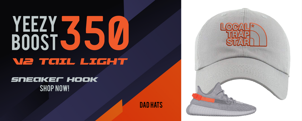 Yeezy Boost 350 V2 Tail Light Dad Hats to match Sneakers | Hats to match Adidas Yeezy Boost 350 V2 Tail Light Shoes
