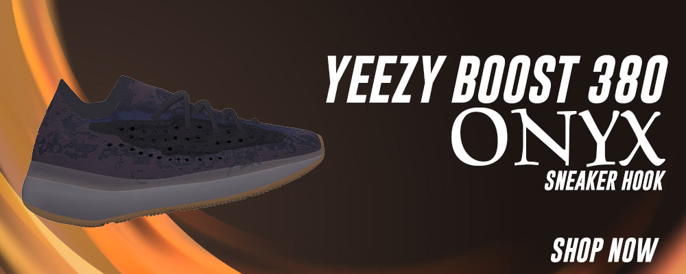 Yeezy Boost 380 Onyx Clothing to match Sneakers | Clothing to match Adidas Yeezy Boost 380 Onyx Shoes