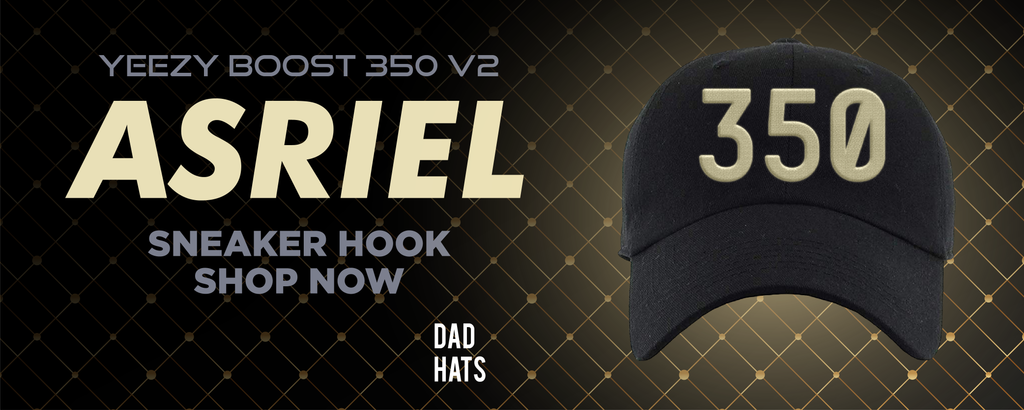 Yeezy Boost 350 V2 Asriel Carbon Dad Hats to match Sneakers | Hats to match Adidas Yeezy Boost 350 V2 Asriel Carbon Shoes