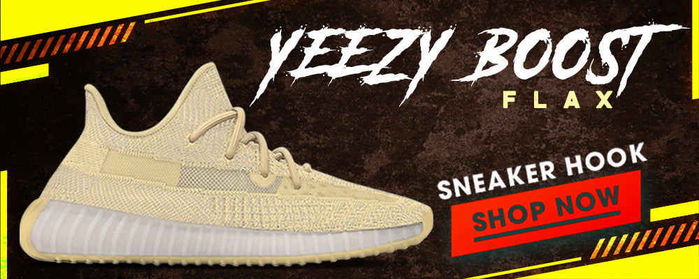 Yeezy Boost 350 V2 Flax Clothing to match Sneakers | Clothing to match Adidas Yeezy Boost 350 V2 Flax Shoes