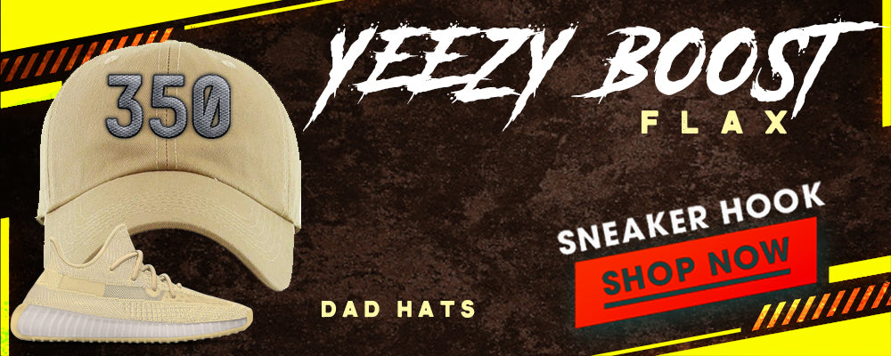 Yeezy Boost 350 V2 Flax Dad Hats to match Sneakers | Hats to match Adidas Yeezy Boost 350 V2 Flax Shoes