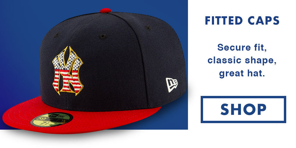 Shop 2019 4th of July On-Field Stars and Stripes Fitted Cap