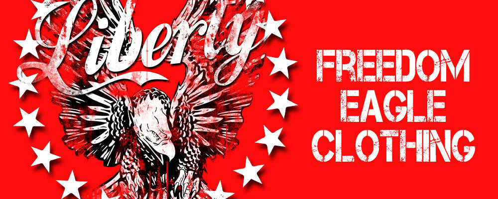 Shop all Freedom Eagle Clothing