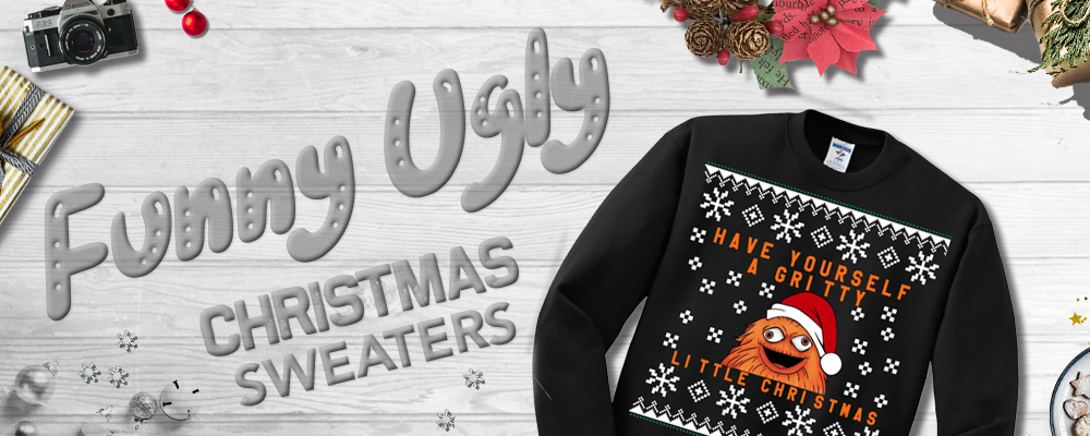 Shop funny ugly sweaters