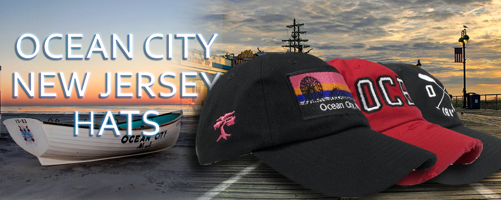 Shop all Ocean City New Jersey Hats