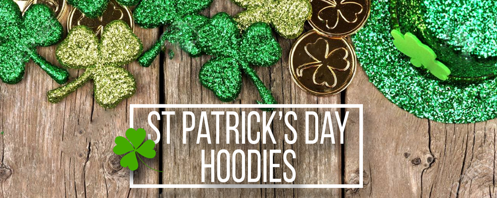 Shop St. Patrick's Day Hoodies
