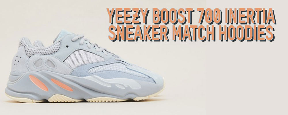 Shop Yeezy Boost 700 Inertia sneakers to go with your outfit