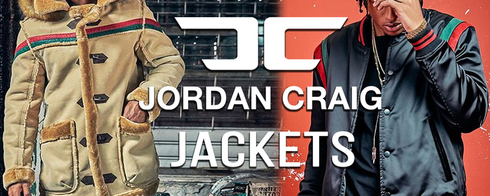 Shop all Jordan Craig jackets