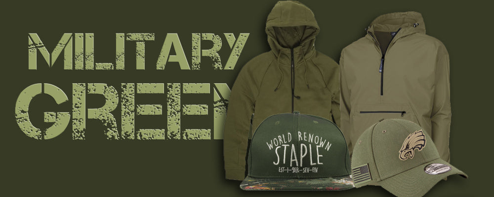 Shop all Military Green Clothing