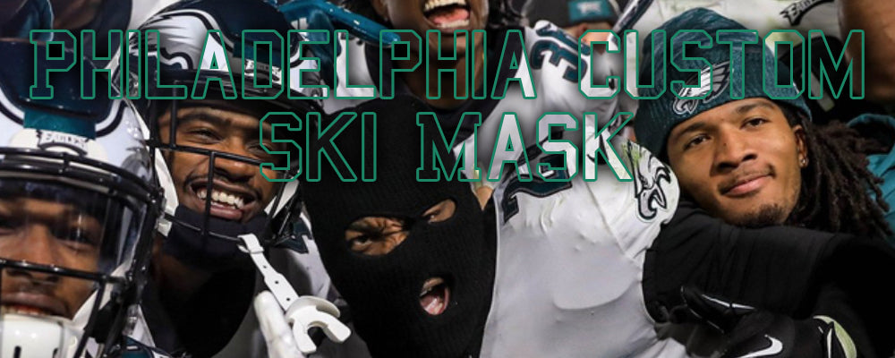 Shop all Philadelphia inspired ski masks