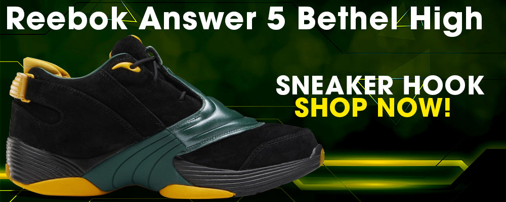 Answer 5 Bethel High Clothing to match Sneakers | Clothing to match Reebok Answer 5 Bethel High Shoes