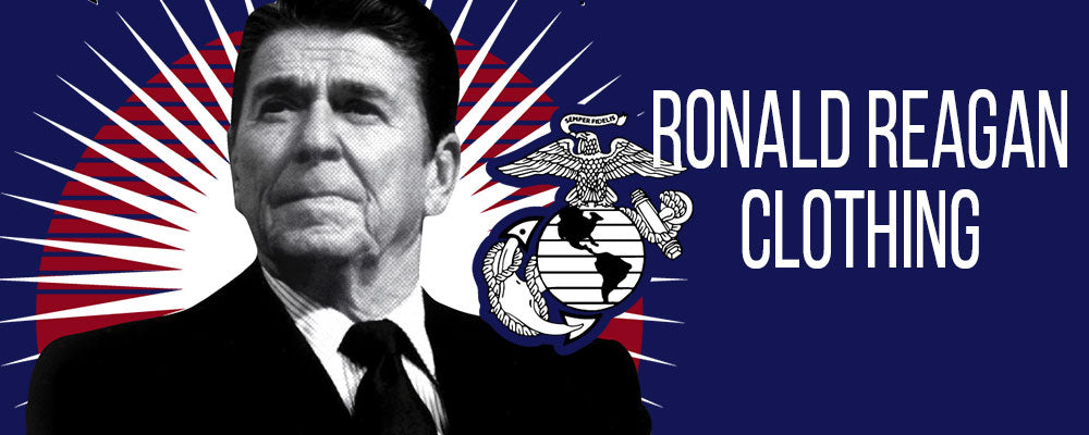 Shop Ronald Reagan Clothing
