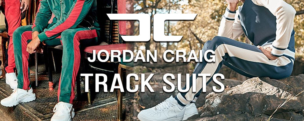 Shop all Jordan Craig track suits
